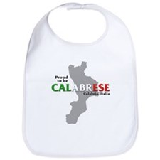 Proud to be Calabrese Bib