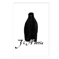 Ji'Hotties, Baby Postcards (Package of 8)