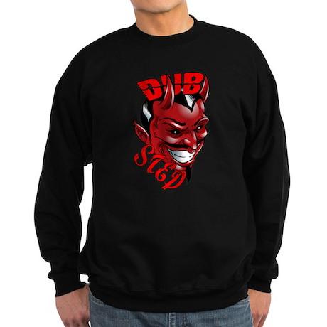 Dubstep Devil Sweatshirt (dark)