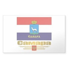 Samara Flag Decal