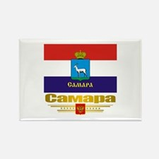 Samara Flag Rectangle Magnet