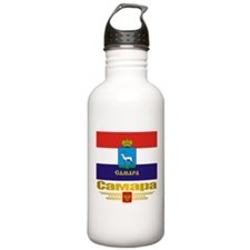 Samara Flag Sports Water Bottle