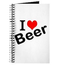 I Love Beer Journal