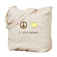 Unique Peace Tote Bag