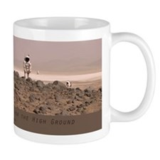 Mars Landing: Heading for the High Ground Mug