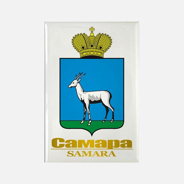 Samara COA Rectangle Magnet