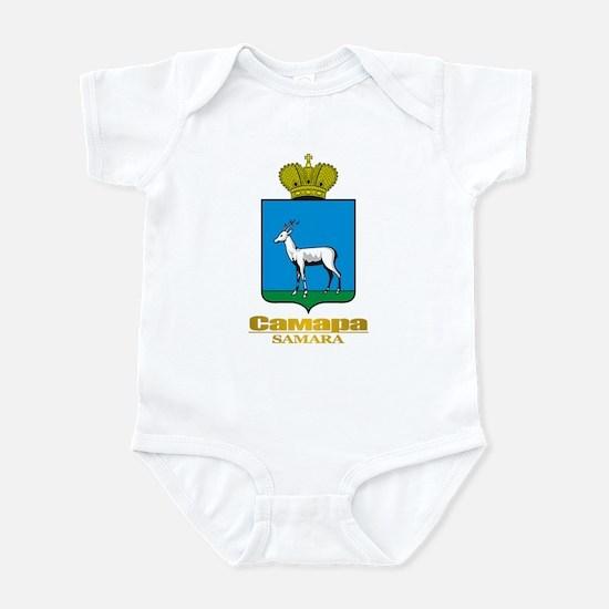 Samara COA Infant Bodysuit