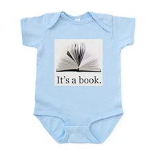 Its a book Infant Bodysuit
