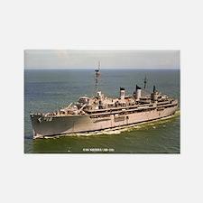 USS SIERRA Rectangle Magnet