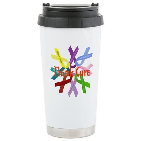 Think Cure Stainless Steel Travel Mug