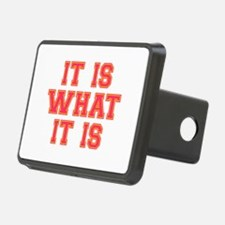 It Is What It Is Hitch Cover