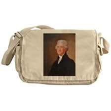 Founding Fathers: Thomas Jefferson Messenger Bag