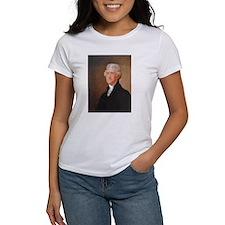 Founding Fathers: Thomas Jefferson Tee