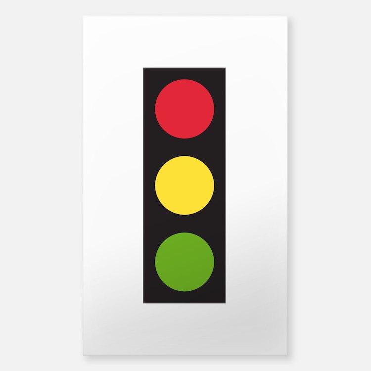 Traffic Light Decal