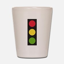 Traffic Light Shot Glass