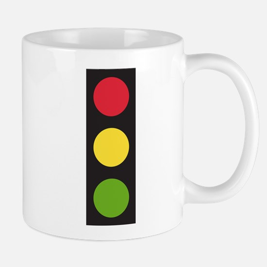 Traffic Light Mug