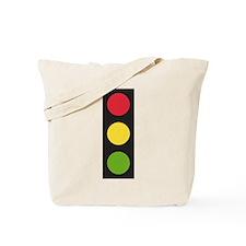 Traffic Light Tote Bag