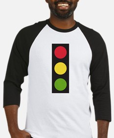Traffic Light Baseball Jersey