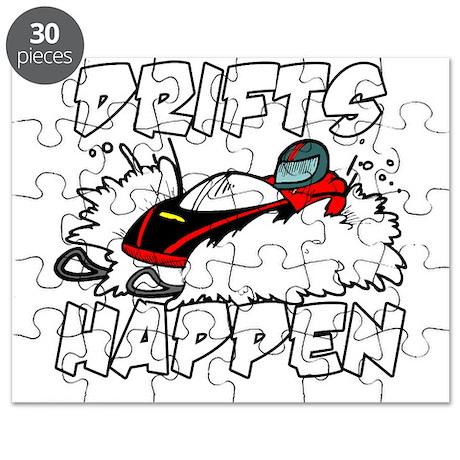 Drifts Happen Puzzle
