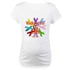 Walking for the CURE copy.png Shirt