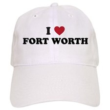 FORTWORTH.png Baseball Cap