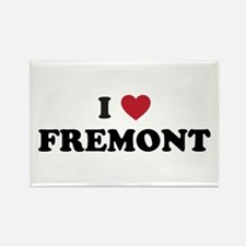 FREMONT.png Rectangle Magnet
