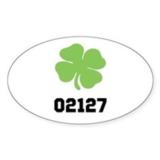 Southie 02127 Decal
