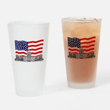 USCapitolbldgFlagREC2.png Drinking Glass