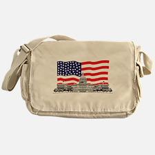 U.S. Capitol Building Messenger Bag