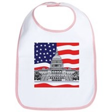 U.S. Capitol Building Bib