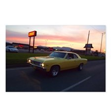Chevelle Postcards (Package of 8)