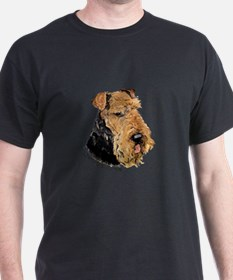 Airedale Terrier Good Dog T-Shirt