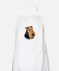 Airedale Terrier Good Dog Apron