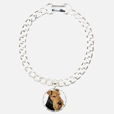 Airedale Terrier Good Dog Bracelet