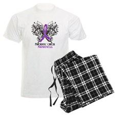 Butterfly Pancreatic Cancer Pajamas