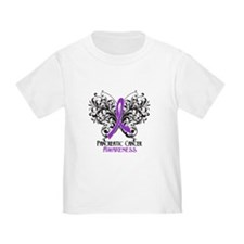 Butterfly Pancreatic Cancer T