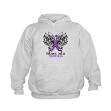 Butterfly Pancreatic Cancer Hoodie