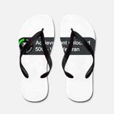 War Veteran (Achievement) Flip Flops