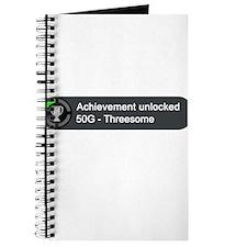 Threesome (Achievement) Journal