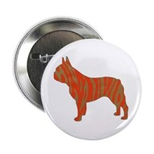 Tiger Frenchie Button