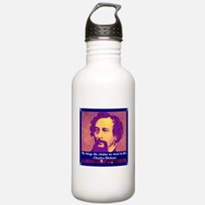 Charles Dickens Water Bottle