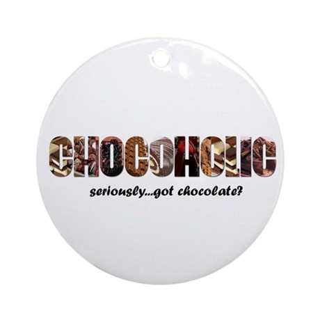 Got Chocolate? Ornament (Round)
