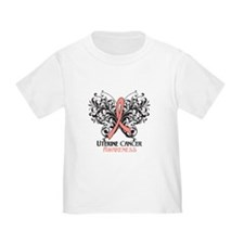 Butterfly Uterine Cancer T