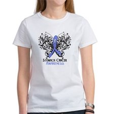 Butterfly Stomach Cancer Tee