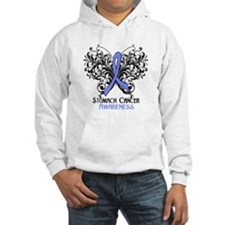 Butterfly Stomach Cancer Hoodie