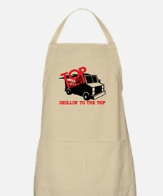Foods4Thought Top Street Chef Apron
