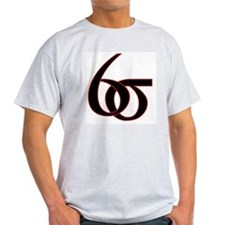 Six Sigma Store Ash Grey T-Shirt