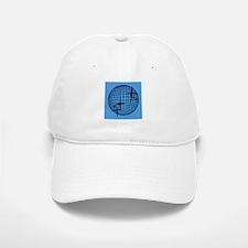 Blue graphics Baseball Baseball Cap