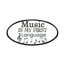 Music is my first Language Patches