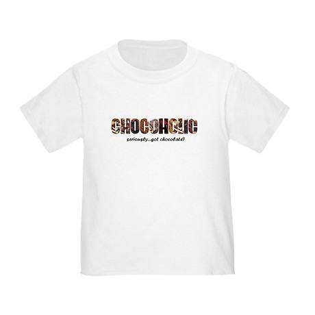 Chocoholic Toddler T-Shirt